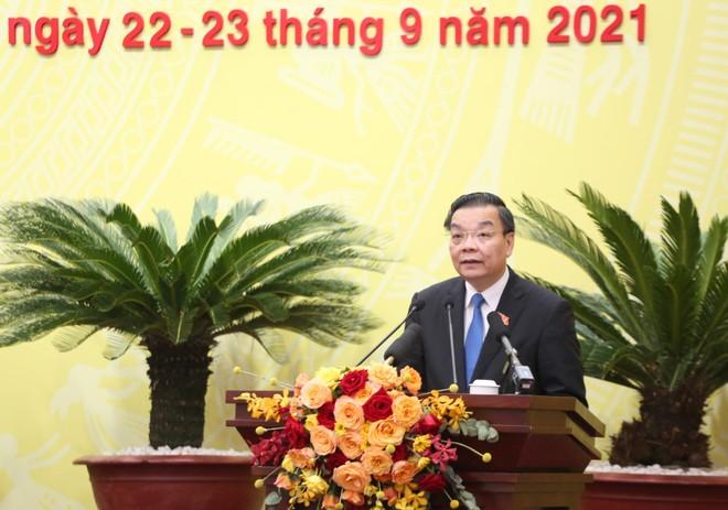 Hà Nội đặt kịch bản tăng trưởng 4,54 % cho cả năm 2021 ảnh 1