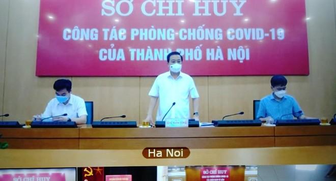Hà Nội sẽ triển khai phần mềm xét nghiệm, trả kết quả về ứng dụng smartphone ảnh 1