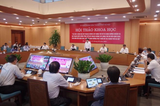 """Điều chỉnh quy hoạch Hà Nội: Nghiên cứu xây dựng """"thành phố trong thành phố"""", lên ý tưởng sân bay thứ hai ảnh 1"""