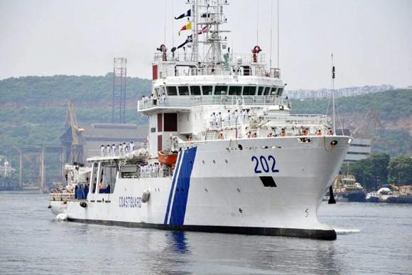 Tàu chiến của Hải quân Ấn Độ và Brunei thăm Thái Lan ảnh 2