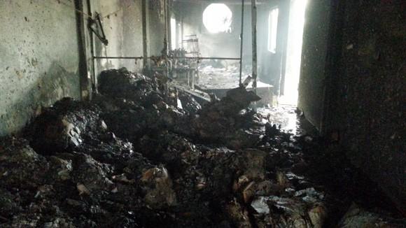 Vụ cháy tại công ty Hà Phong lớn nhất Bắc Giang từ trước tới nay ảnh 3
