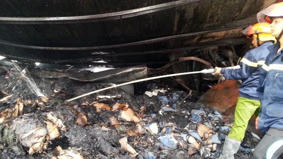 Vụ cháy tại công ty Hà Phong lớn nhất Bắc Giang từ trước tới nay ảnh 2