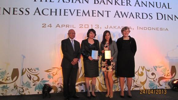 Maritime Bank vinh dự nhận hai giải thưởng lớn ảnh 1