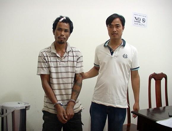 Truy bắt đối tượng giết người trốn truy nã trên đất Lào ảnh 3