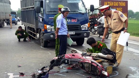 Nửa tháng, 244 người thiệt mạng vì tai nạn giao thông ảnh 1