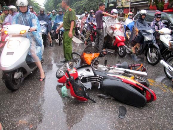 Danh tính nạn nhân vụ tai nạn giao thông liên hoàn tại ngã tư Phố Huế ảnh 2