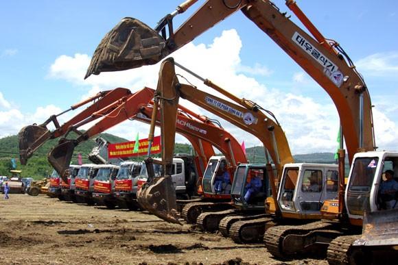 Khởi công nâng cấp quốc lộ 1A đoạn qua tỉnh Phú Yên ảnh 1