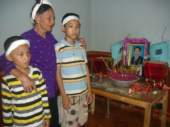 Chú rể chết tại nhà cô dâu trước ngày cưới, hai đứa trẻ mồ côi ảnh 2