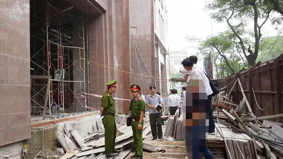 Điều tra vụ TNLĐ khiến 3 công nhân phải nhập viện cấp cứu ảnh 1