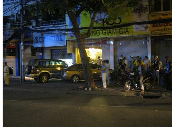 Bảo vệ khách sạn lái xe của khách gây tai nạn liên hoàn ảnh 2