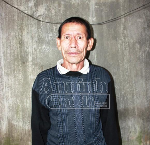 Cụ ông 62 tuổi 7 lần hiếp dâm cháu ngoại 7 tuổi ảnh 1