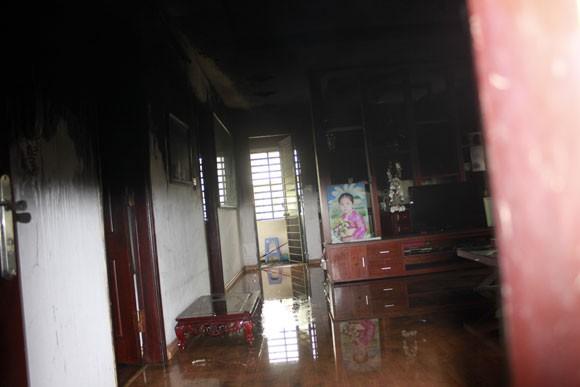Cháy tại toà nhà I9 Thanh Xuân Bắc, 1 người bị thương nặng ảnh 6