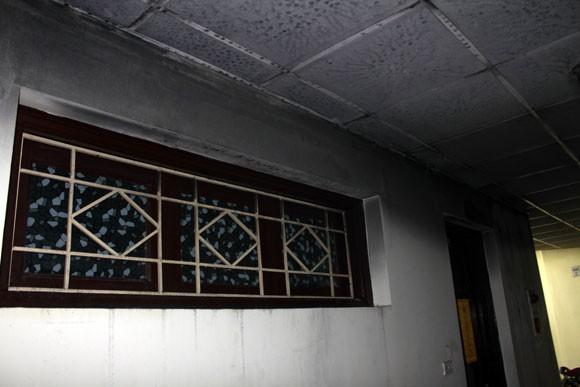Cháy tại toà nhà I9 Thanh Xuân Bắc, 1 người bị thương nặng ảnh 4
