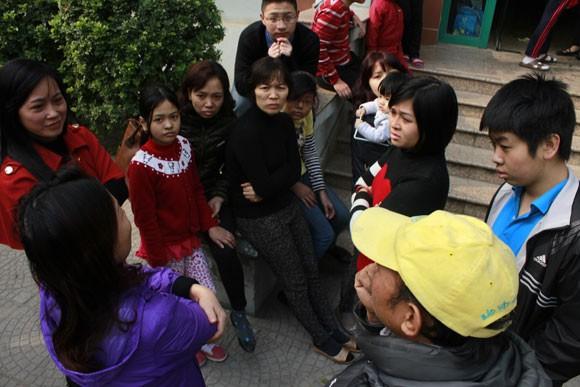 Cháy tại toà nhà I9 Thanh Xuân Bắc, 1 người bị thương nặng ảnh 8
