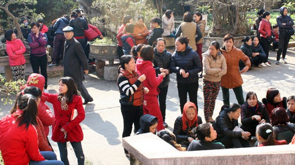 Tiểu thương chợ Ninh Hiệp phản đối xây dựng trung tâm thương mại ảnh 2
