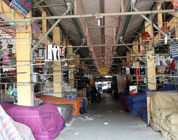 Tiểu thương chợ Ninh Hiệp phản đối xây dựng trung tâm thương mại ảnh 1
