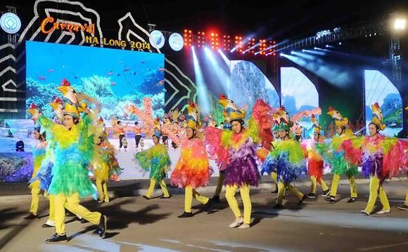 Carnaval Hạ Long 2014 rực rỡ sắc màu ảnh 3