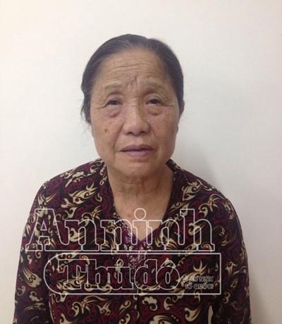 Môi giới mại dâm, cụ già 72 tuổi bị bắt giữ ảnh 1
