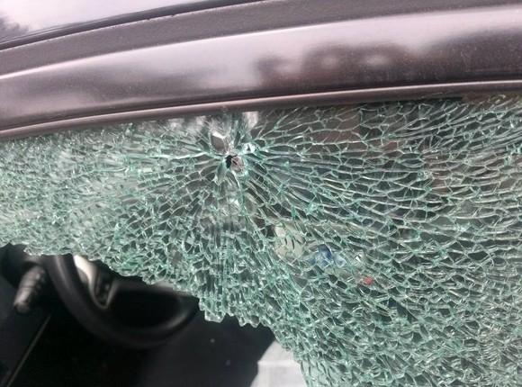 """""""Nổ súng vỡ kính xe ô tô"""" trên cao tốc Thái Nguyên – Nội Bài là thông tin giả ảnh 2"""