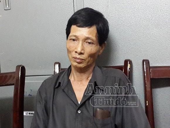 Chân dung kẻ cầm búa giết vợ ở phố chợ Khâm Thiên ảnh 1