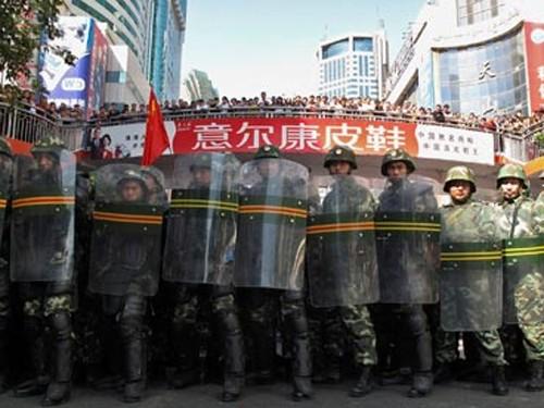Trung Quốc đưa người tâm thần phân liệt vào nhập ngũ là rất nguy hiểm ảnh 1