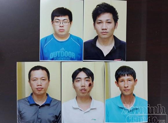 Hà Nội: Triệt phá ổ nhóm cá độ bóng đá qua mạng internet trên 8 tỷ đồng ảnh 1