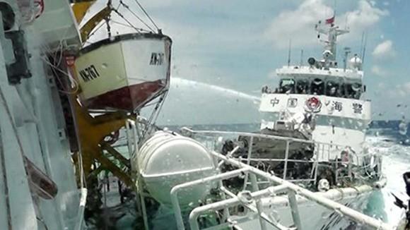Trung Quốc tăng cường an ninh quân sự trên biển, tiềm ẩn nguy cơ xung đột ảnh 2