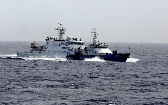 Trung Quốc tăng cường an ninh quân sự trên biển, tiềm ẩn nguy cơ xung đột ảnh 1