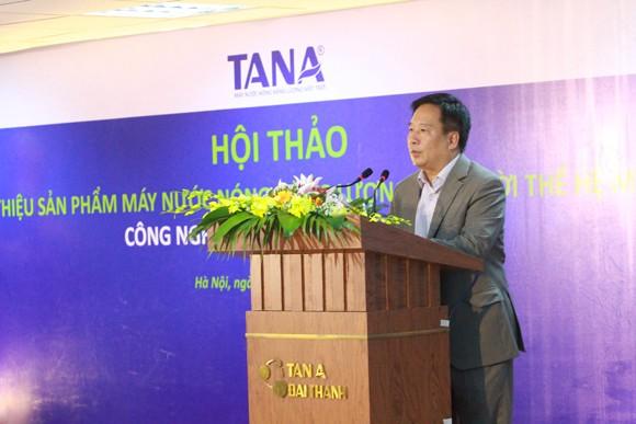 Máy nước nóng năng lượng mặt trời Tân Á thế hệ mới 2014 ảnh 2