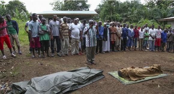 Thêm một quốc gia đóng cửa biên giới vì dịch Ebola ảnh 1