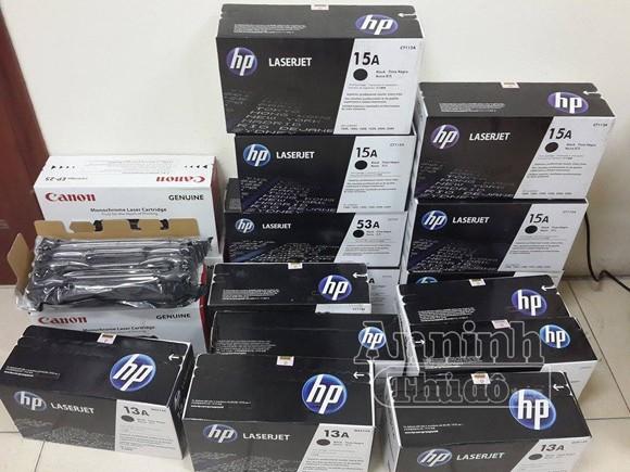 Hà Nội: Phát hiện công ty in HP và Canon giả ảnh 2