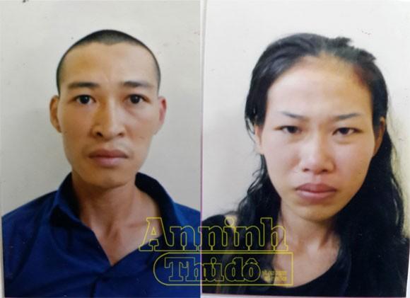 Hà Nội: Bắt giữ cặp vợ chồng gây ra 20 vụ cướp giật tài sản ảnh 1