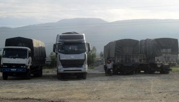 Hạ tải, phạt đoàn xe quá tải lọt trạm cân 6 tỉnh 48 triệu đồng ảnh 1