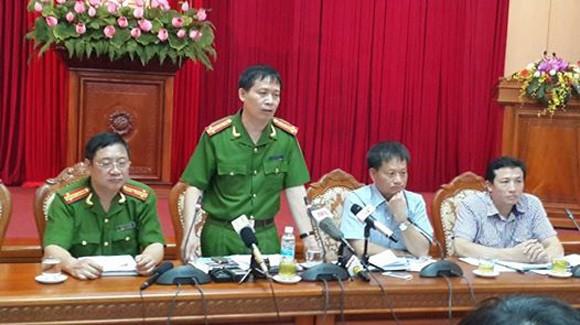 Công bố chính thức vụ giải cứu các con tin ở Thanh Xuân Bắc ảnh 1
