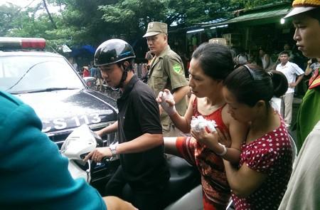 Hà Nội: Vừa giải cứu thành công vụ bắt cóc con tin ở tập thể Thanh Xuân Bắc ảnh 1