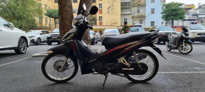 Ai là chủ sở hữu xe máy Honda wave RSX? ảnh 1