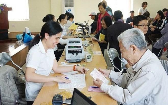 Đề xuất tăng lương hưu, trợ cấp bảo hiểm xã hội từ 1-1-2022 ảnh 1