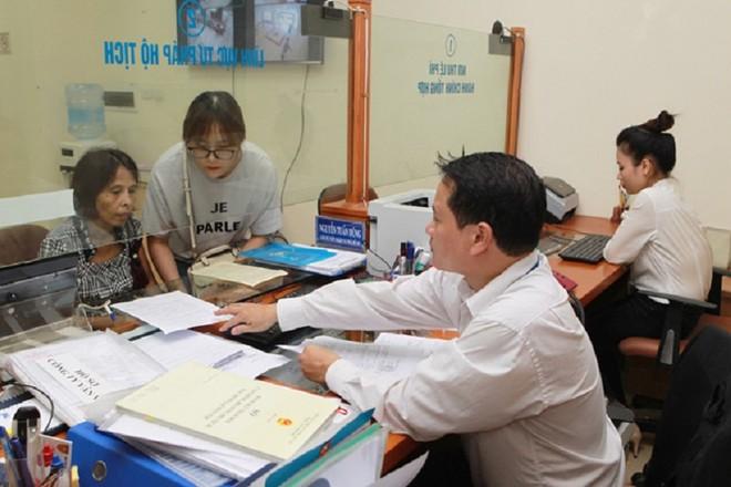 Đề xuất phương án giải quyết chế độ bảo hiểm xã hội cho hơn 10.200 lao động cấp xã ảnh 1