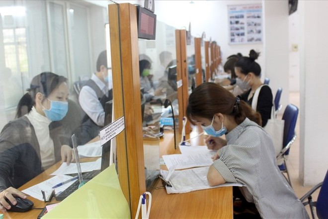 Hà Nội: Thị trường lao động bớt ảm đạm, số người hưởng trợ cấp thất nghiệp còn biến động ảnh 1