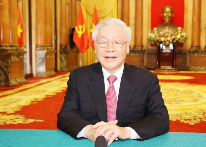 Tổng Bí thư, Chủ tịch nước gửi thư chúc Tết Trung thu năm 2020 ảnh 1
