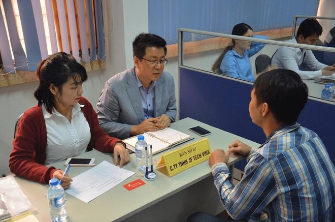 Nhiều cơ hội việc làm dành riêng cho lao động trở về từ Hàn Quốc và Nhật Bản ảnh 1