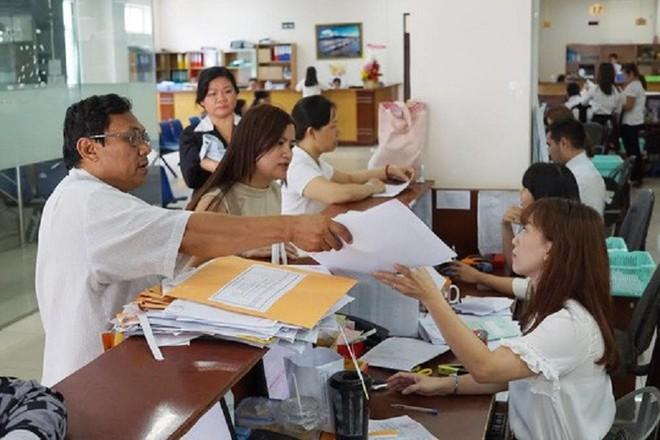 Hướng dẫn việc xác định cơ cấu ngạch công chức ảnh 1