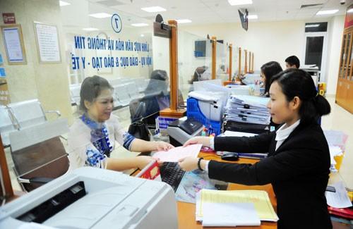 Đề xuất bổ sung quy định chuyển xếp lương công chức ngạch văn thư ảnh 1