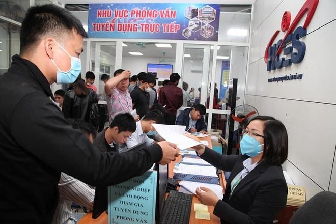 Hà Nội liên kết với 3 tỉnh, tuyển dụng hơn 1.800 vị trí việc làm ảnh 1