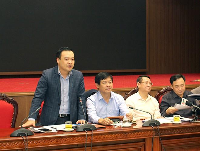 Quận Long Biên gấp rút GPMB 8 dự án trọng điểm trong năm 2020 ảnh 1