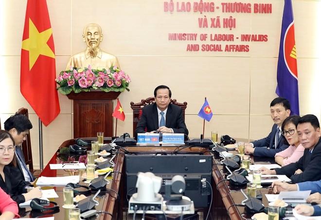 Thông qua nhiều tuyên bố về lao động, phát triển nguồn nhân lực tại ASEAN ảnh 1