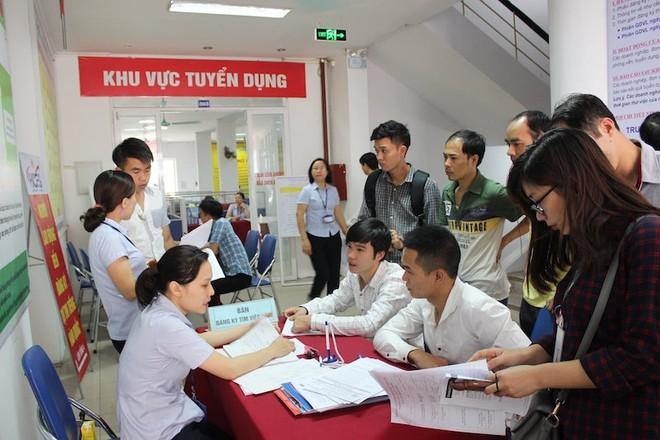 Hà Nội: Hơn 2.000 vị trí việc làm cần tuyển dụng tại phiên giao dịch quận Long Biên ảnh 1
