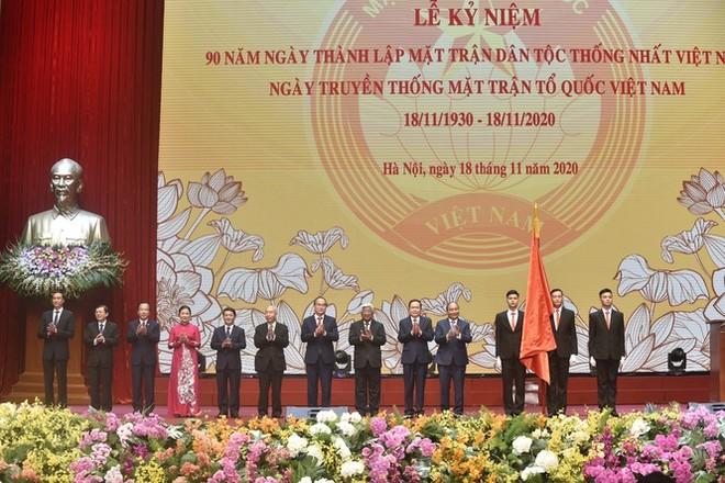 Tổng Bí thư, Chủ tịch nước Nguyễn Phú Trọng: Đại đoàn kết có ý nghĩa sống còn, quyết định sự thành bại của cách mạng ảnh 2