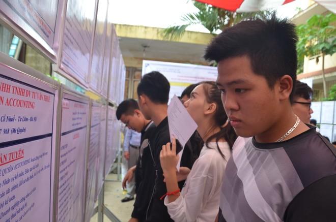 Hà Nội: 1.200 chỉ tiêu chờ người lao động tại phiên giao dịch việc làm quận Tây Hồ ảnh 1