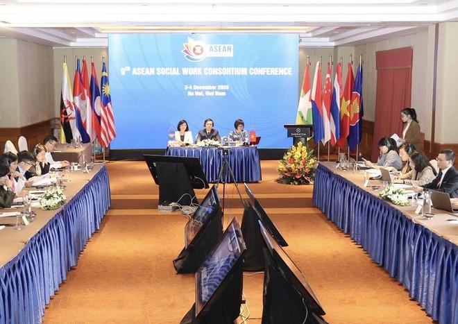 Thúc đẩy công tác xã hội vì một ASEAN gắn kết và hòa nhập ảnh 1
